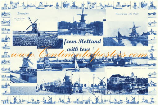 From Holland with love mills