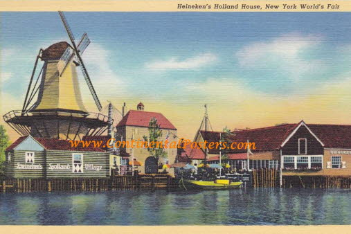 Holland Heineken House, New York Wold's Fair 1939 - OA 71