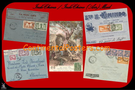 IndoChina Mail CO 77 cp