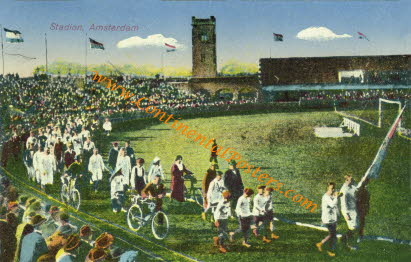Amsterdam Olympic games 1928