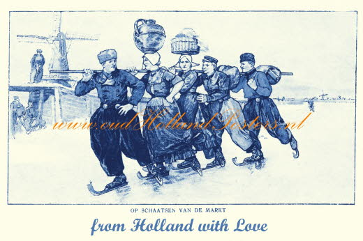 from Holland with love skating from the market ohp