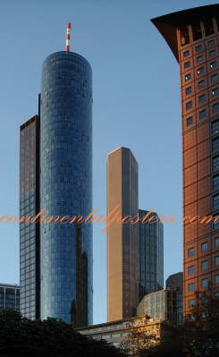 Frankfurt office buildings