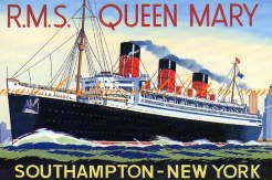 Queen mary 1 1936