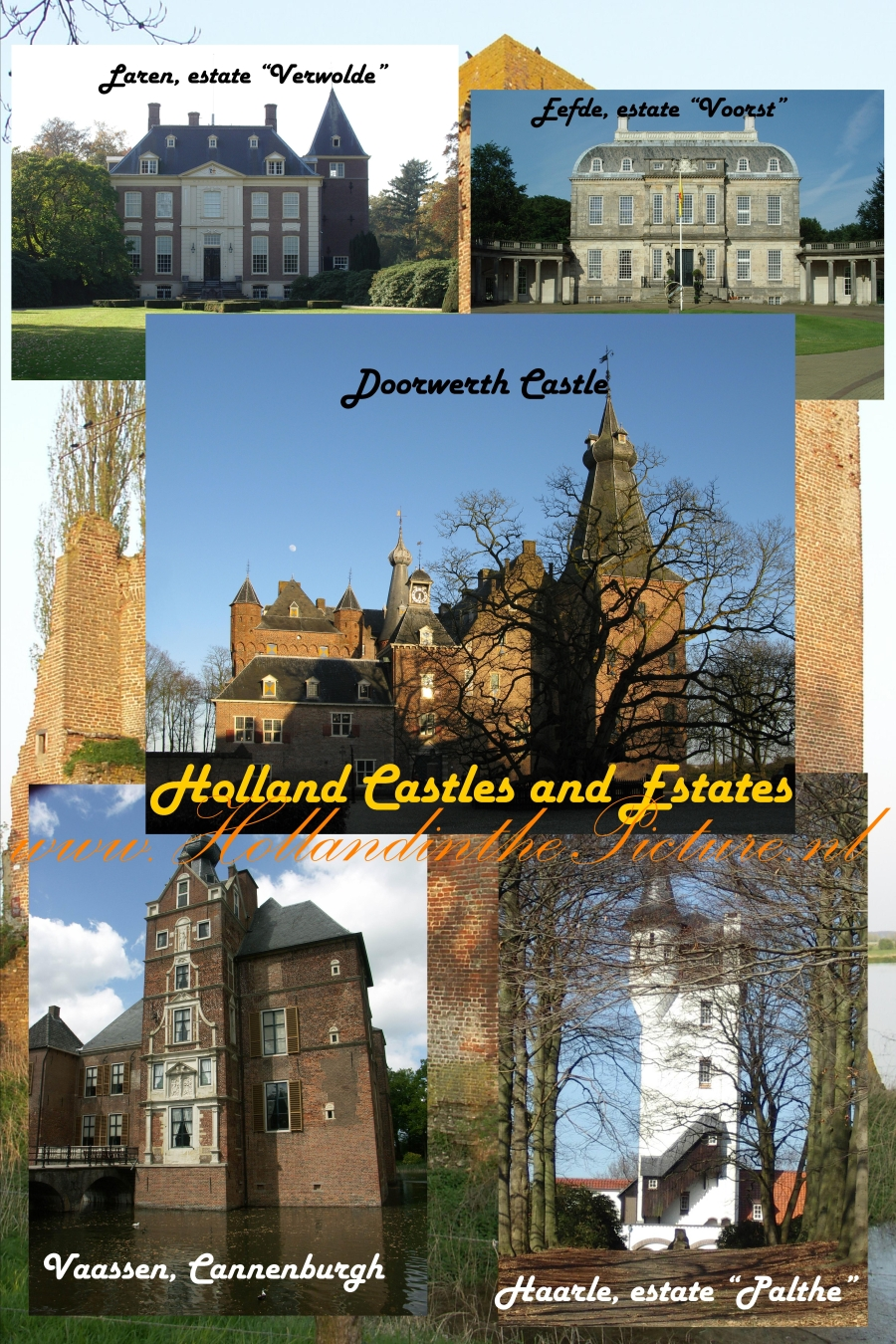 Holland Castles and Estates hp 36 kl