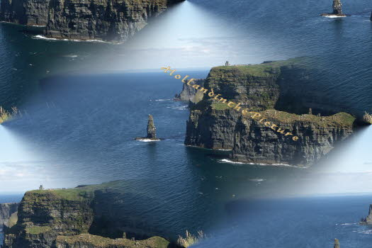 ireland, co. Clare Cliffs of Moher, more...